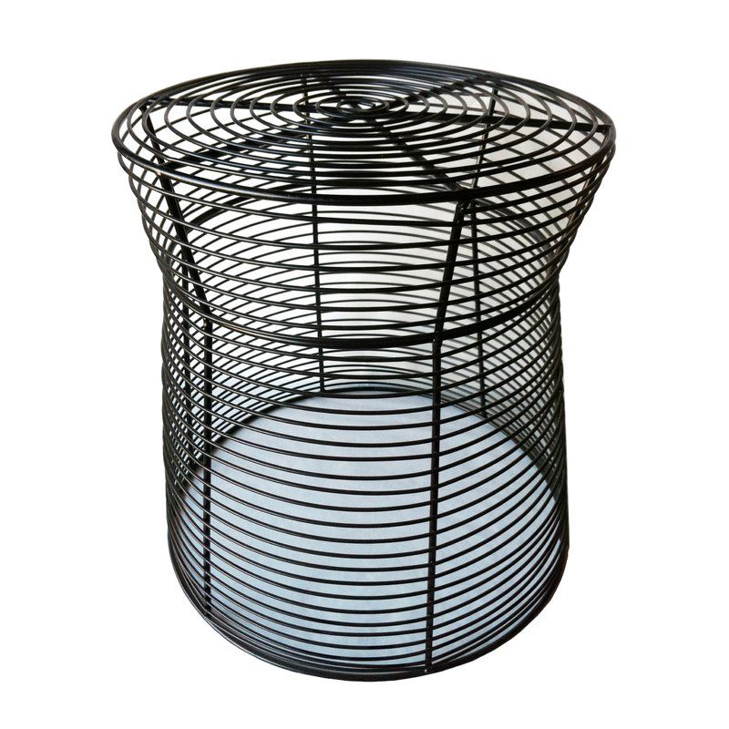 Default Name Wire Side Table Outdoor Side Table Patio