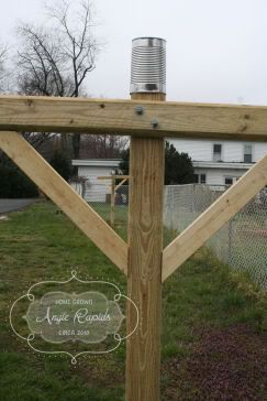 Very Detailed Outdoor Clothesline Tutorial Blogger