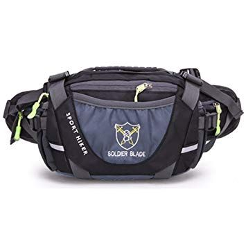 Outdoor Sport Large Capacity Waist Bag Fanny Pack For Men Women Travelling 89d557010c31b