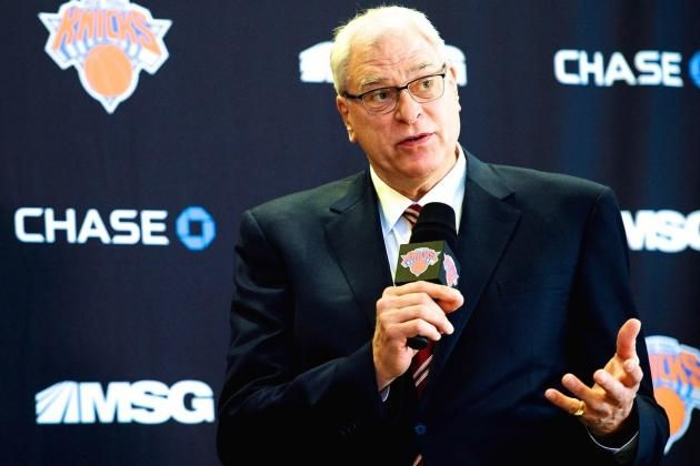 Phil Jackson Slams New York Knicks for Having 'Loser's Mentality'