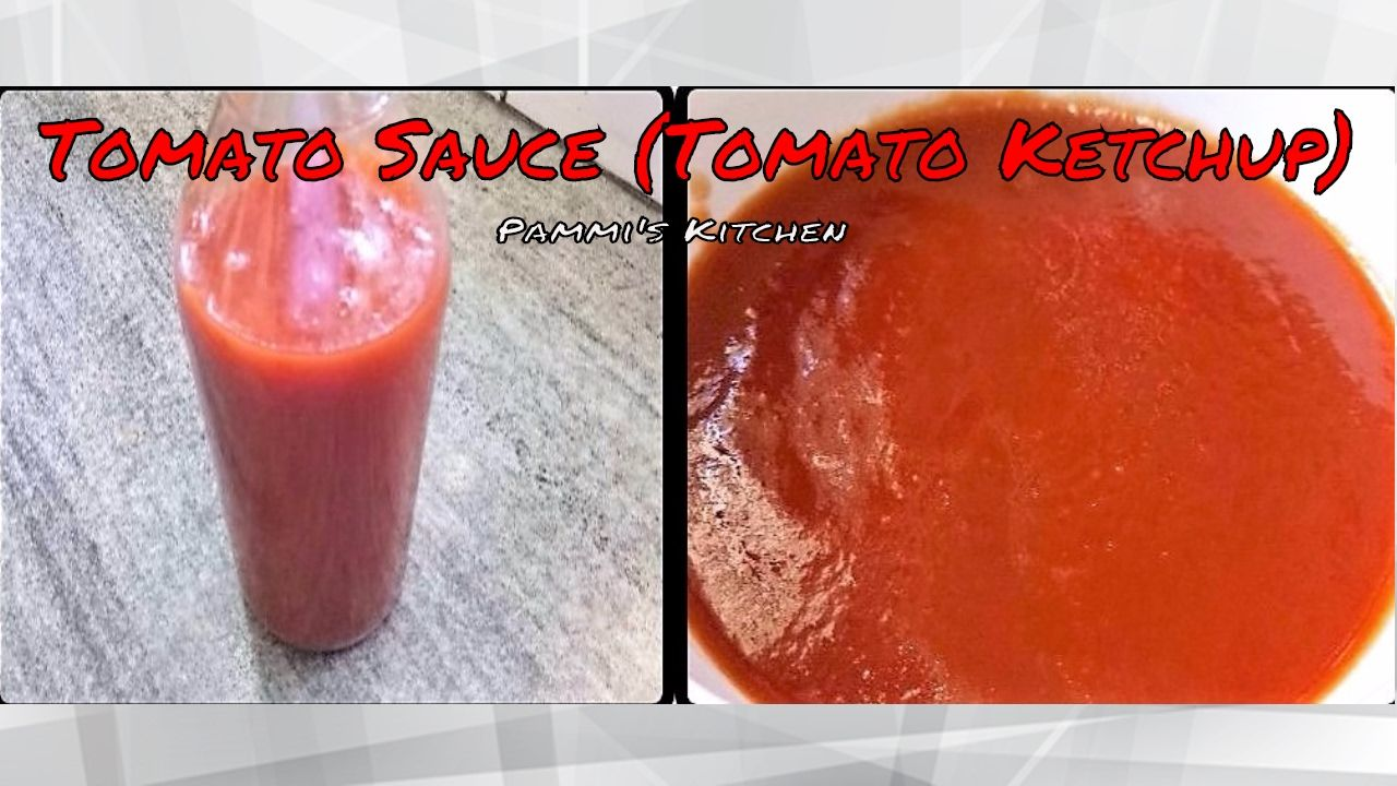 Tomato sauce recipe homemade tomato ketchup recipe in hindi with tomato sauce recipe homemade tomato ketchup recipe in hindi with english subtitles forumfinder Image collections