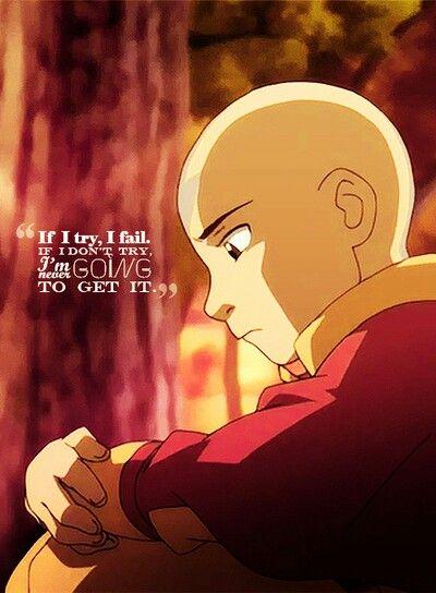 Avatar the last airbender quote!! Avatar, Avatar airbender