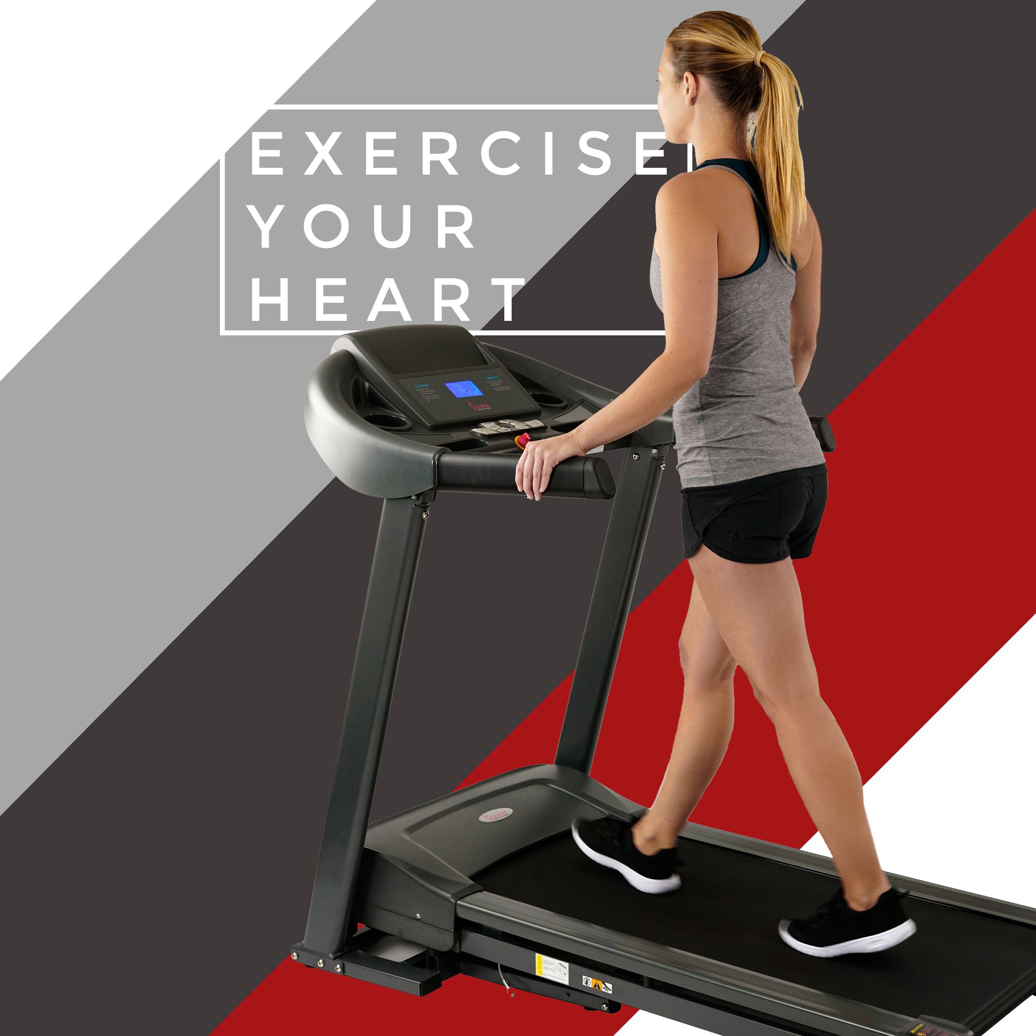 Heavy duty walking treadmill w 350lb capacity treadmill
