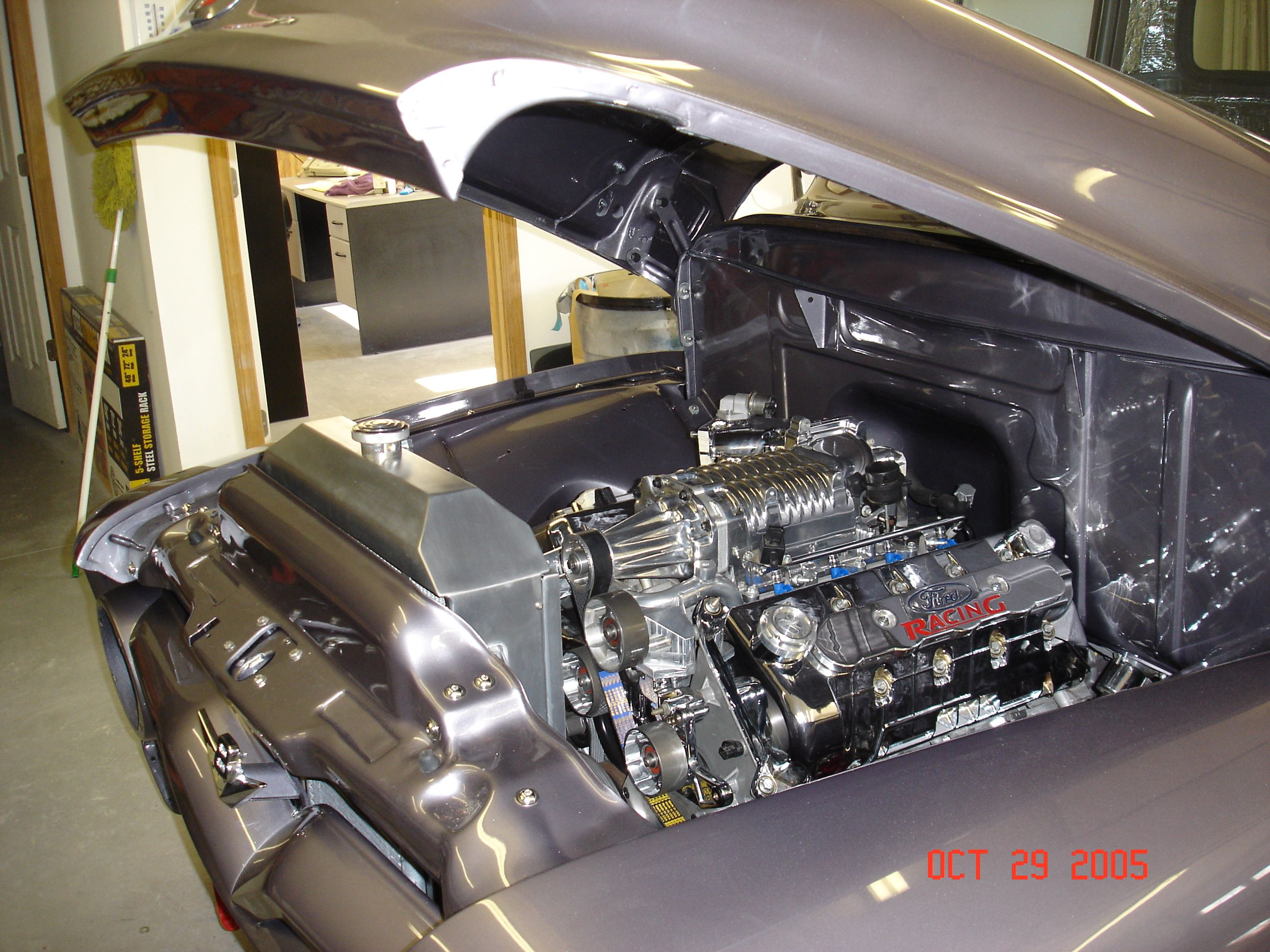Ford Modular Engine
