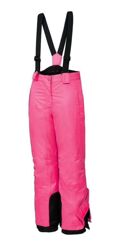 berühmte Designermarke 2018 Schuhe Shop für neueste Mädchen Schneehose pink Gr.122/128 Skihose Snowboardhose ...