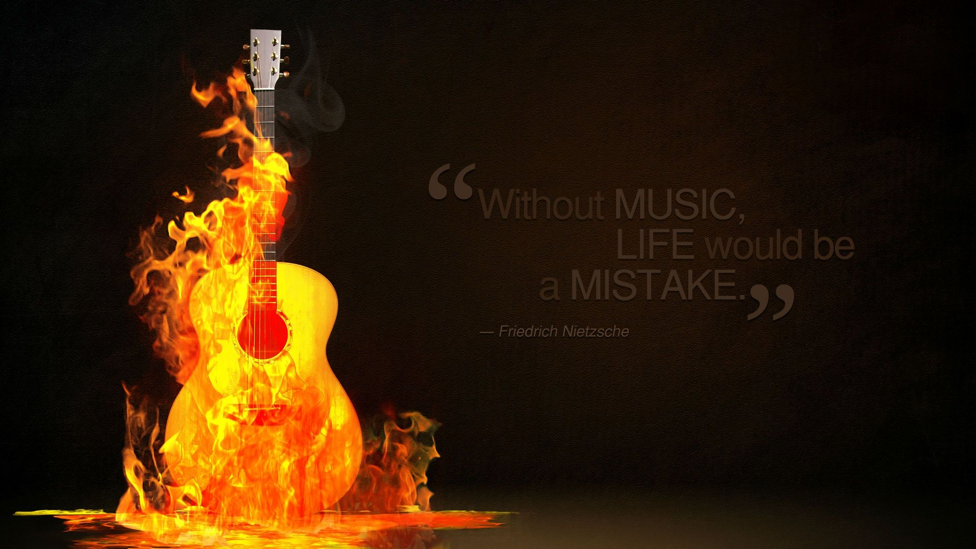 cool fire guitar wallpaperguitar hd wallpaperpiano hd wallpapers