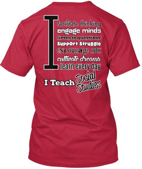 Social Studies T Shirt Limited Edition Social Studies Teacher Teacher Shirts Studying Shirt