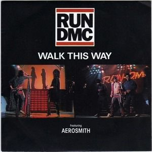 Walk This Way Aerosmith Run Dmc Run Dmc Aerosmith Walk This Way Train Music