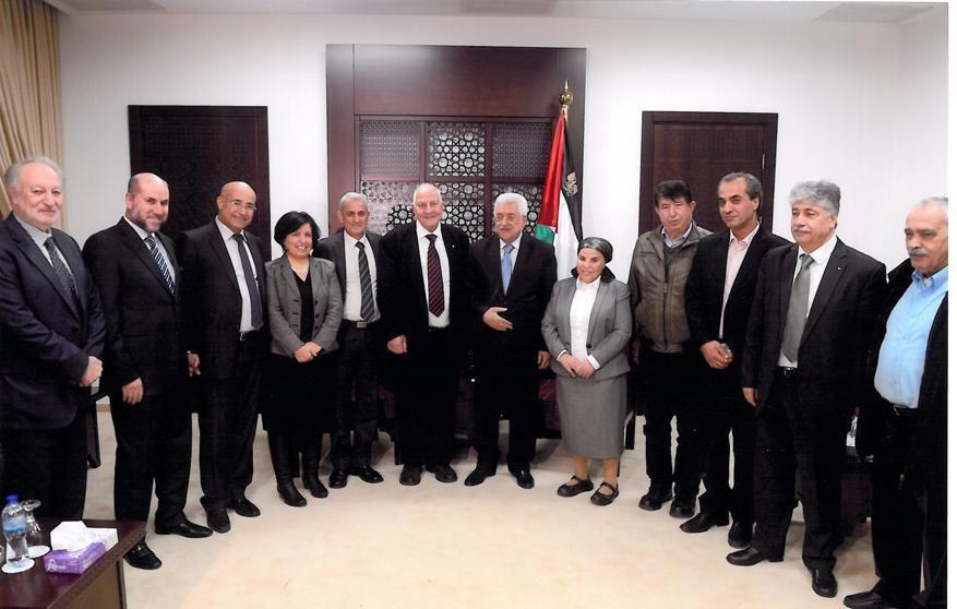Israelíes y palestinos lanzan la opción de paz marroquí