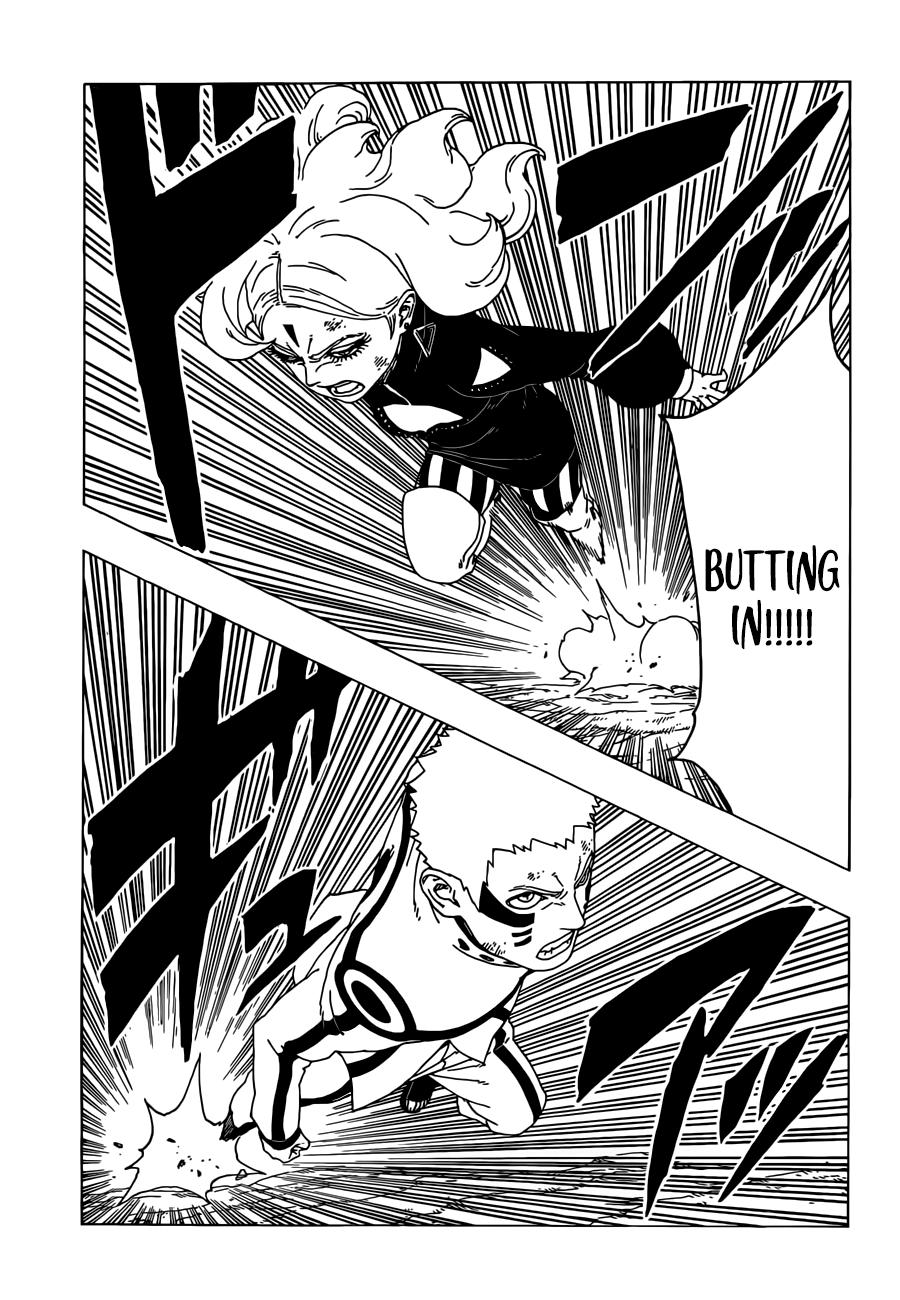 Boruto Chapter 33 : boruto, chapter, Boruto, Chapter, Breaking, Limit, Sp-manga, Boruto,, Madara, Uchiha