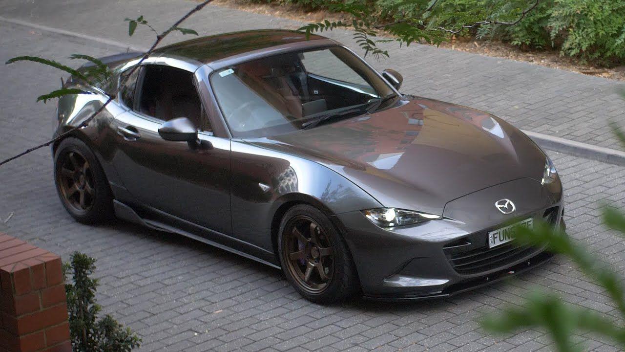 Funsize Mazda Mx 5 Rf Feature In 2020 Mazda Mx5 Mazda Mx Mazda