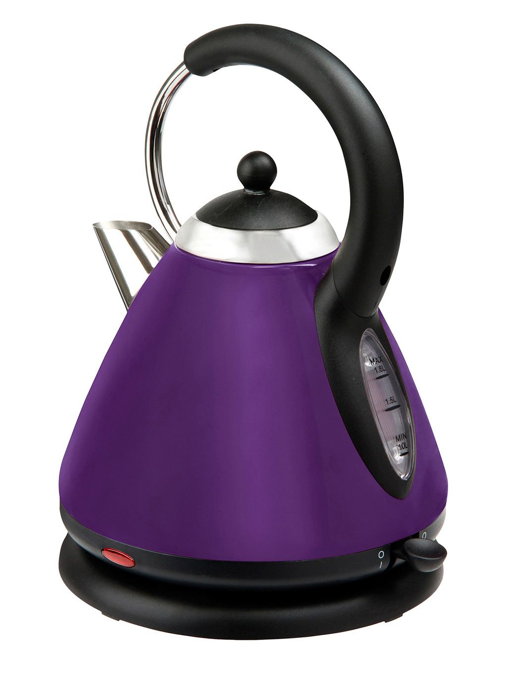 ♡❦✤Purple✤❦♡ Now This Really Speaks To Mei Love It Alluring Purple Kitchen Appliances Design Decoration