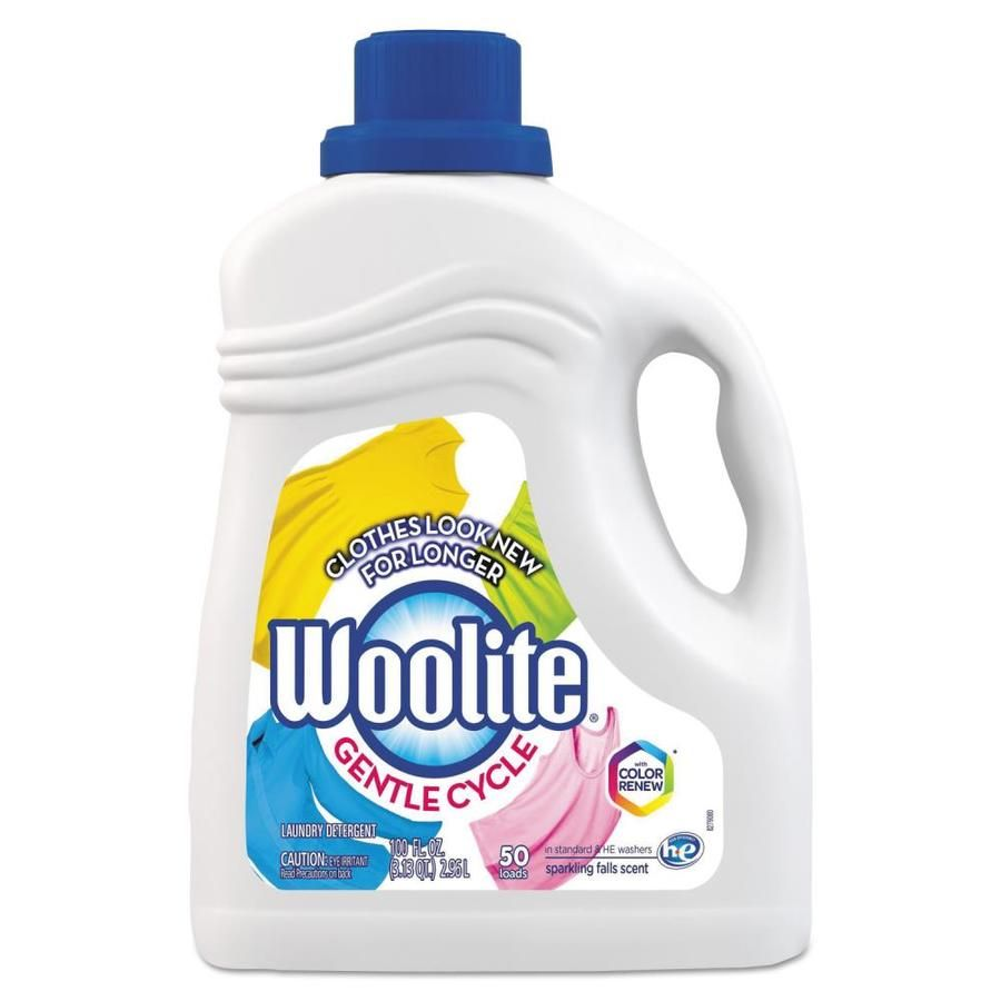 Woolite 100 Oz Light Floral He Laundry Detergent Rac83134 In 2020