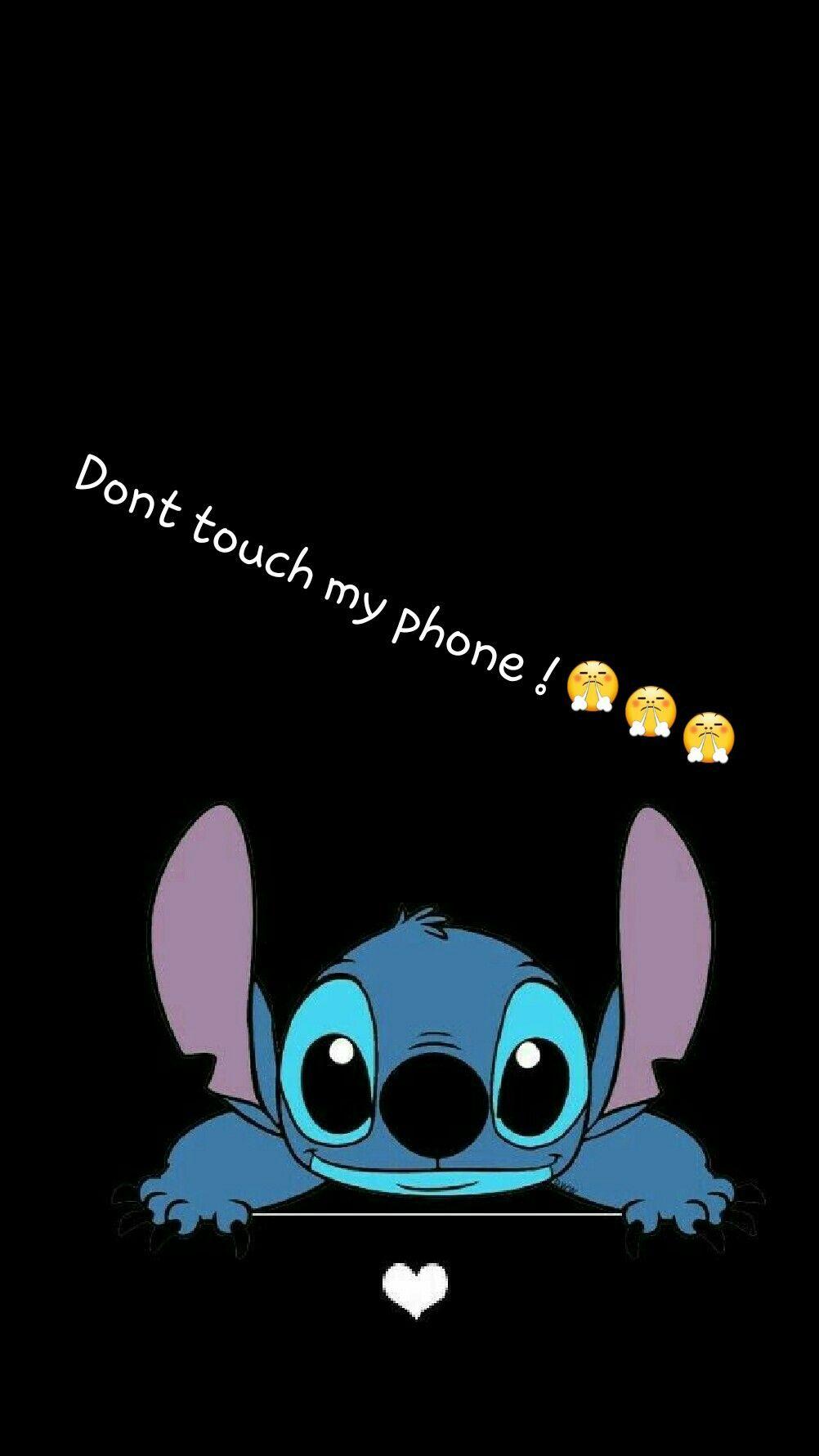 Fond Ecran Fond D Ecran Iphone Mignon Fond D Ecran Dessin Anime Fond D Ecran Stitch