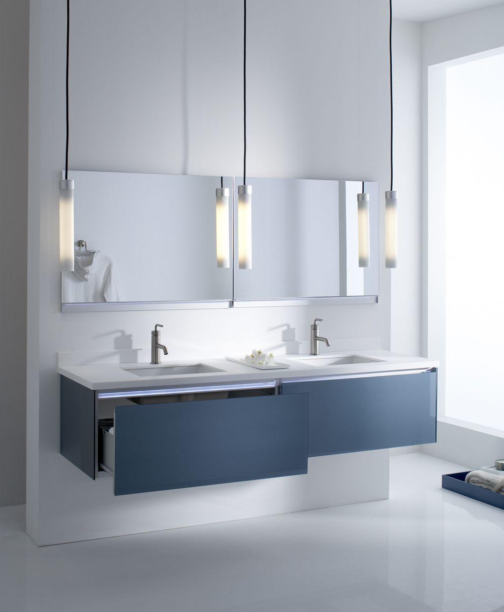 floating bathroom cabinets | sunshine canyon | Pinterest | Bathroom ...