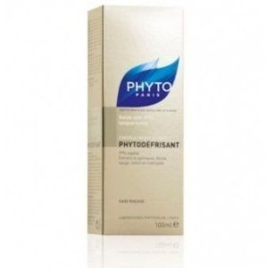 Phyto Phytodefrisant Hair Relaxing Balm (5 oz) by Phyto. $23.89. This item is a 5 oz Professional Size. Naturally frizzy hair is generally dry and difficult to style. It may even become ultra-dry after straightening and heat-styling. Highly sensitive to humidity, frizzy hair needs to be relaxed with moisturising and coating products that will gently smooth the hair fiber while protecting it from breakage. Naturally curly hair will also benefit from these hydrating and sh...