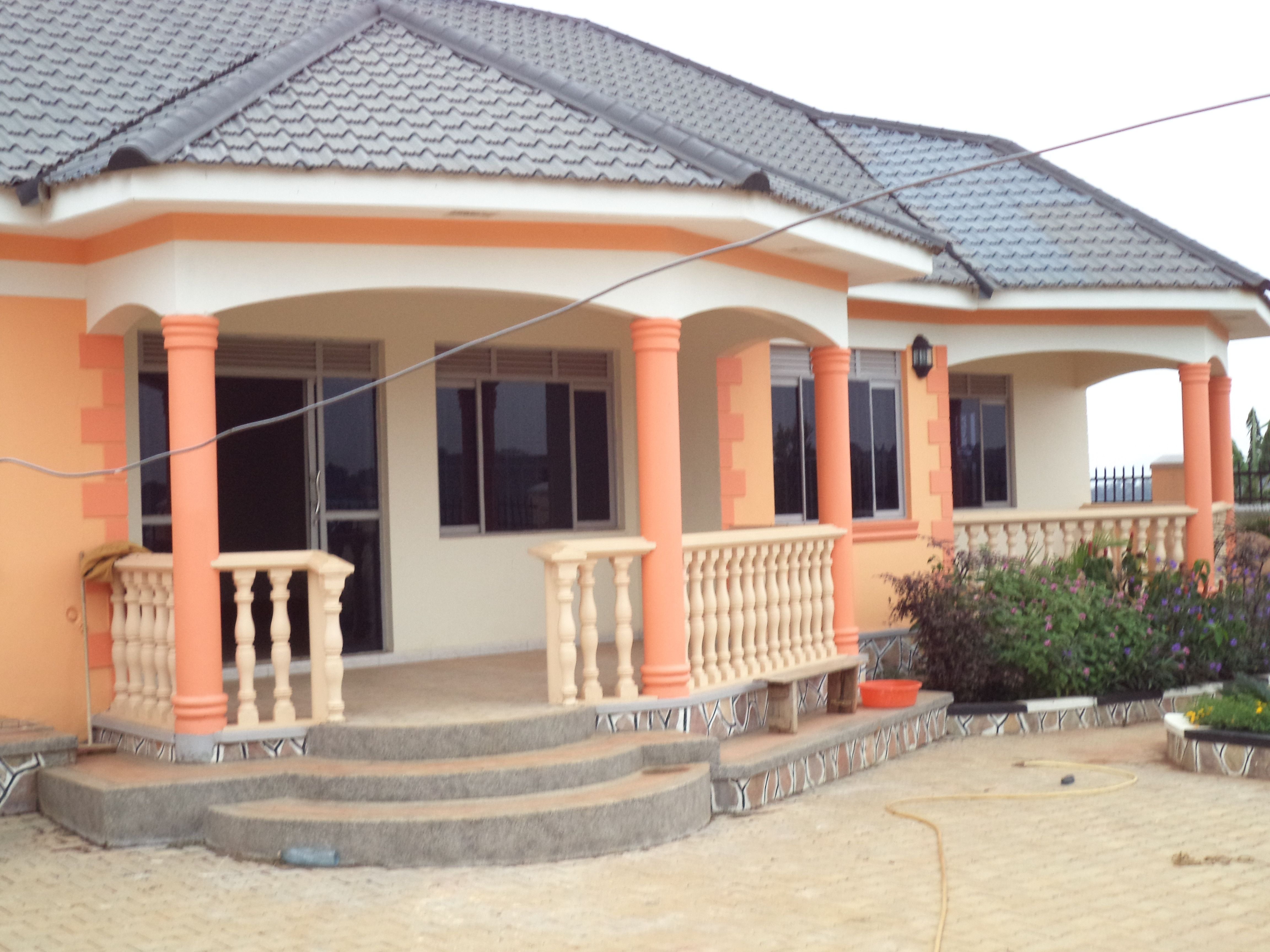 Simple 3 Bedroom House Plans And Designs In Uganda Novocom Top