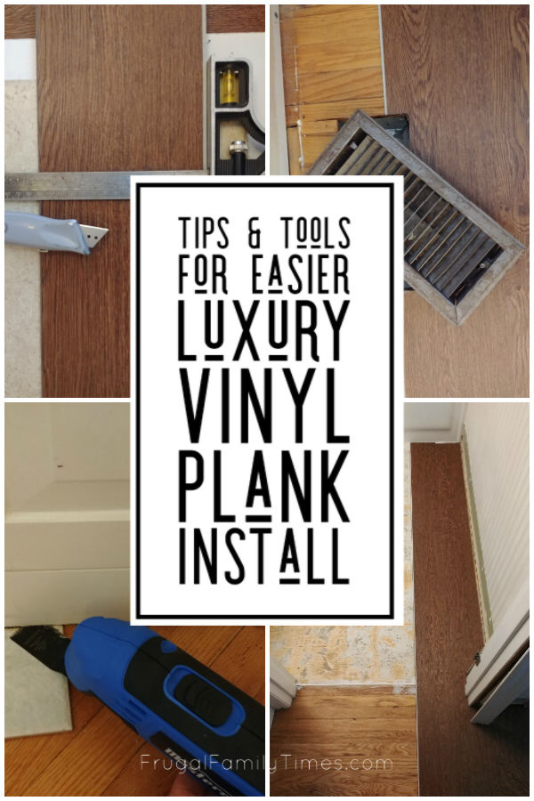 DIY Tips and Tools for Easier Luxury Vinyl Plank