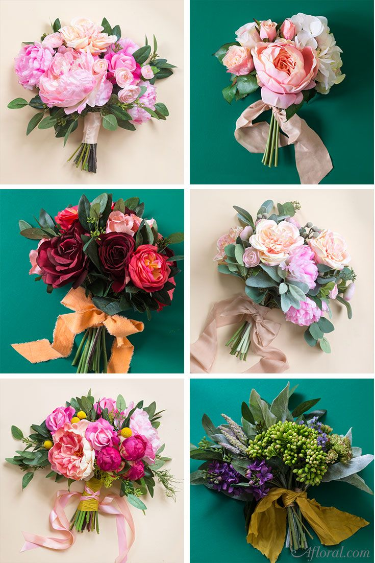 Bride to be make your own bridal bouquet with silk flowers and make your own bridal bouquet with silk flowers and simple tutorials from izmirmasajfo
