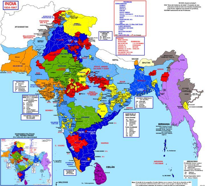 INDIA 1934-1947-INDIA Princely States- HISTORICAL MAPS-CENTRAL INDIA on india taj mahal, india bombay, india independence movement, india punjab, india delhi, india harappan civilization, india british raj, india biggest cities, india thar desert, india map pre-1947, india economy,