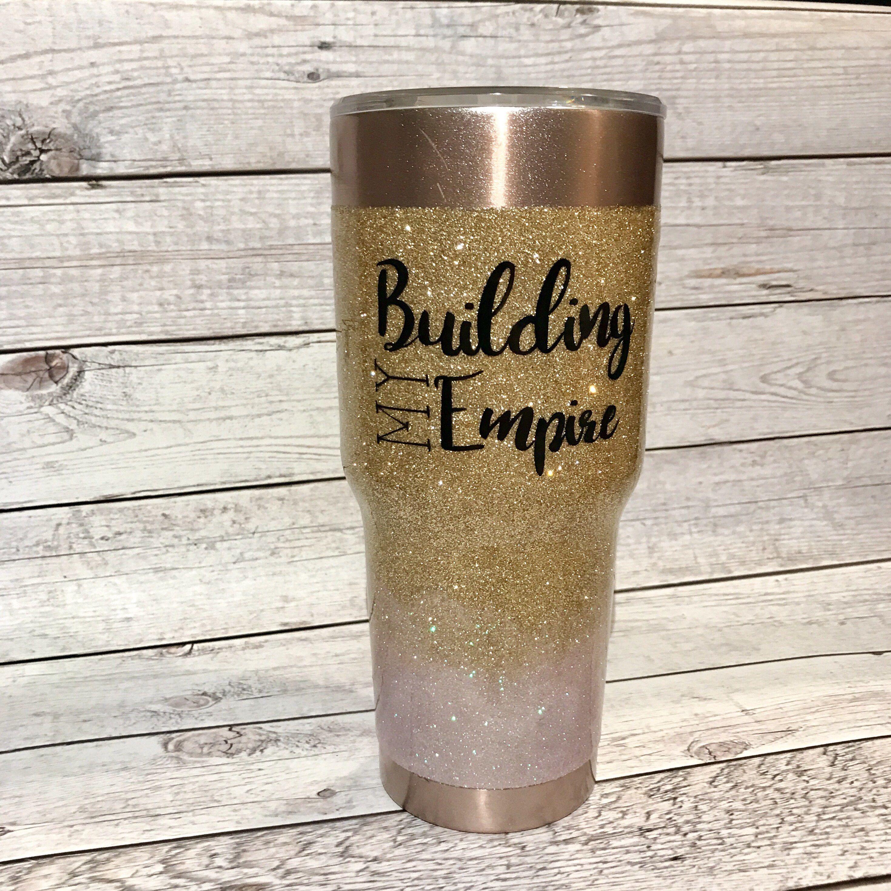 00685f3ec38 Pin by Danielle Donati on DAM Fancy Creations | Glitter cups ...