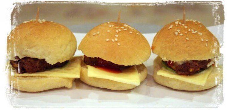 Resepi Mini Burger So Simple And Sedap Resepi Western Mini Burgers Burger Food