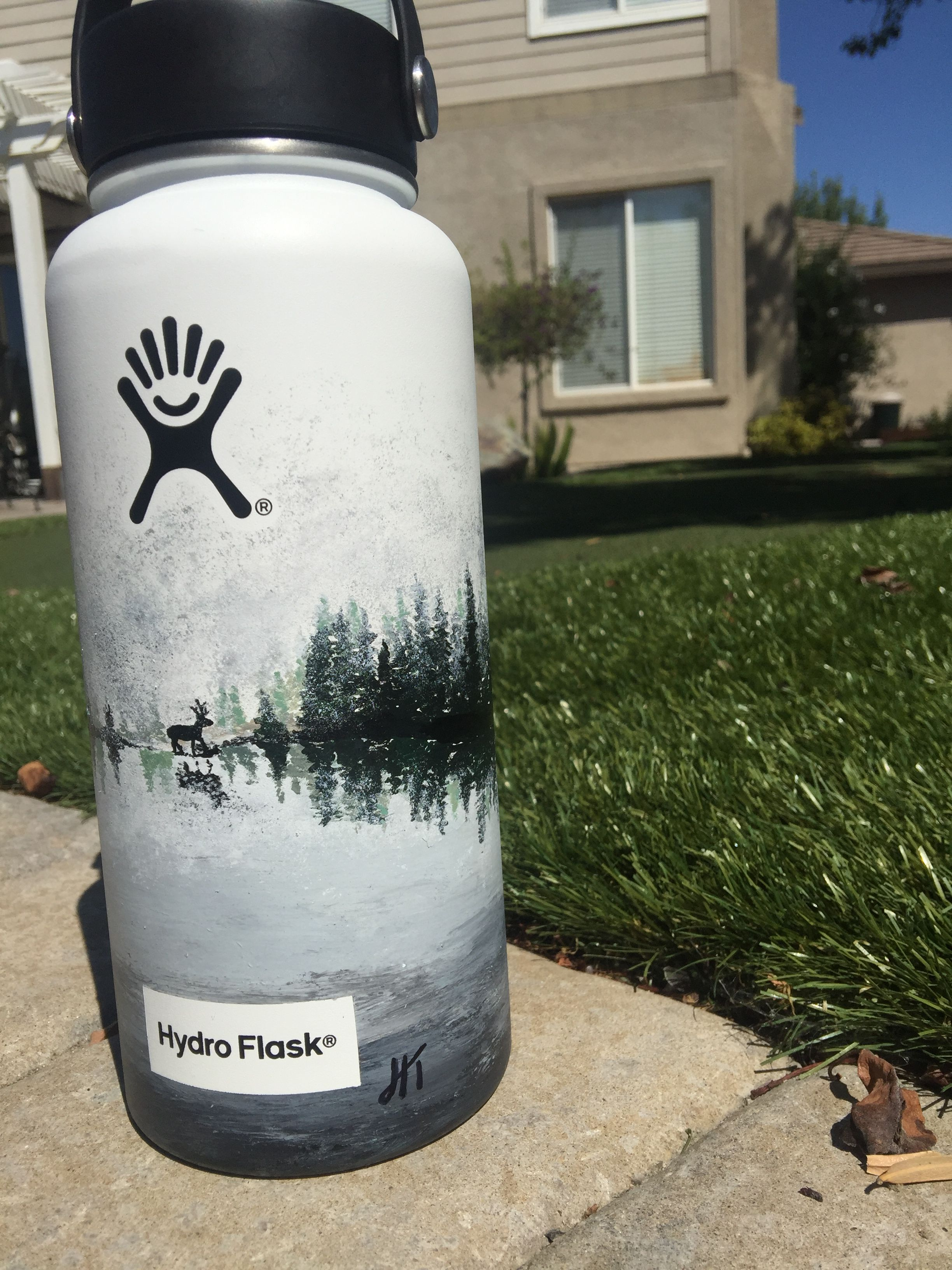 love doing these! #hydroflask