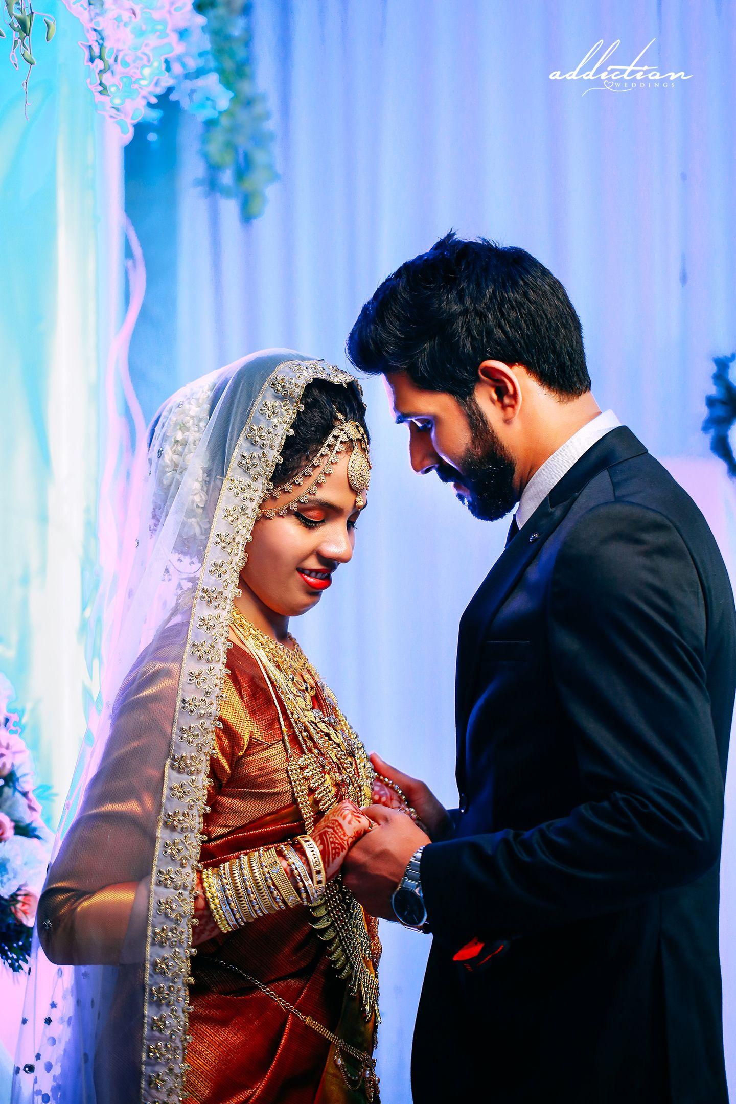 South Indian Muslim Wedding Cute Couple Kerala Wedding Photography Wedding Photography Muslim Wedding