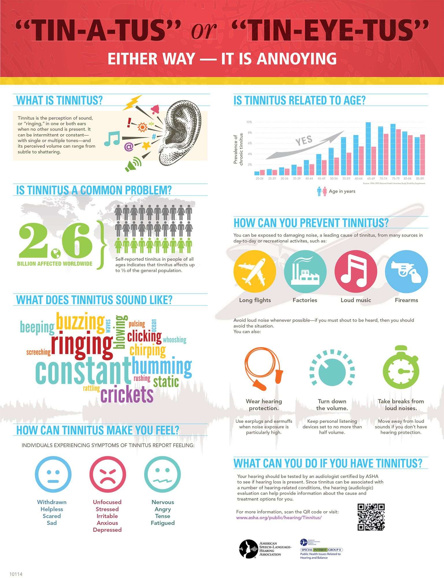 Tinnitus, or ringing in the ears, is a common problem as ...