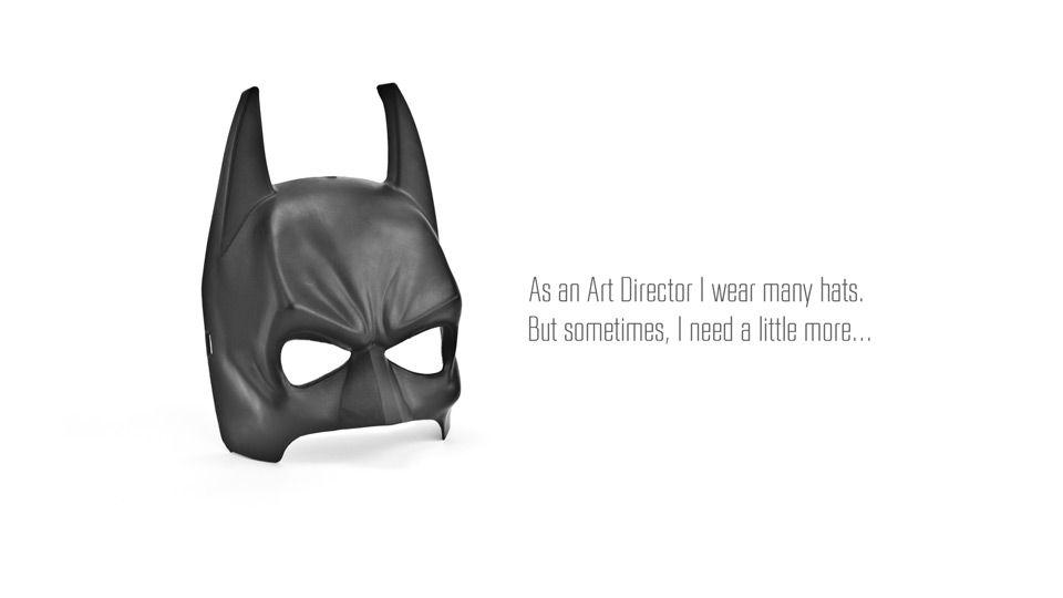 Batman Idea Layout 1