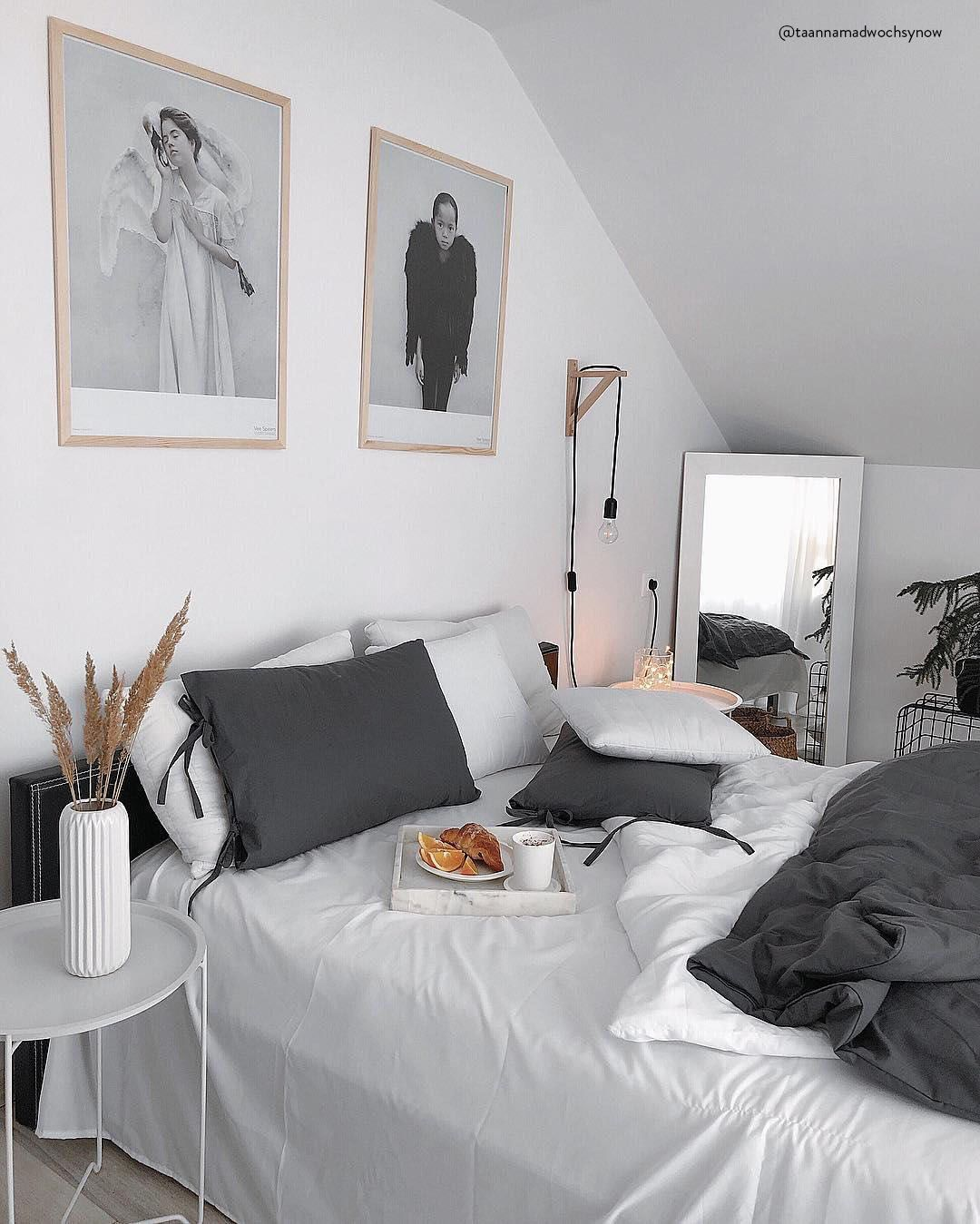 Kissen Bett Deko Marmor Tablett Ciaran In 2019 Ab Ins Bett Bedroom Room