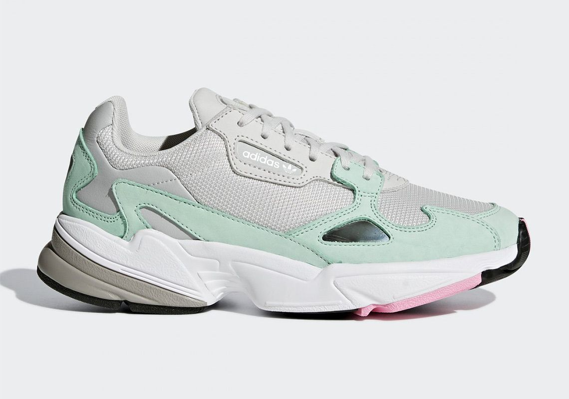 online store 06342 795c3 adidas Falcon Watermelon B28127 Womens Release Info thatdope sneakers  luxury dope fashion trending