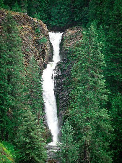 Elk River Falls - Idaho