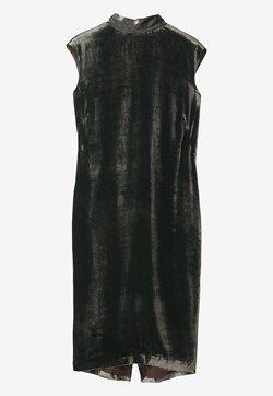 18b1178c Women's Silk Velvet Column Dress   TOAST   Clothes Horse in 2019