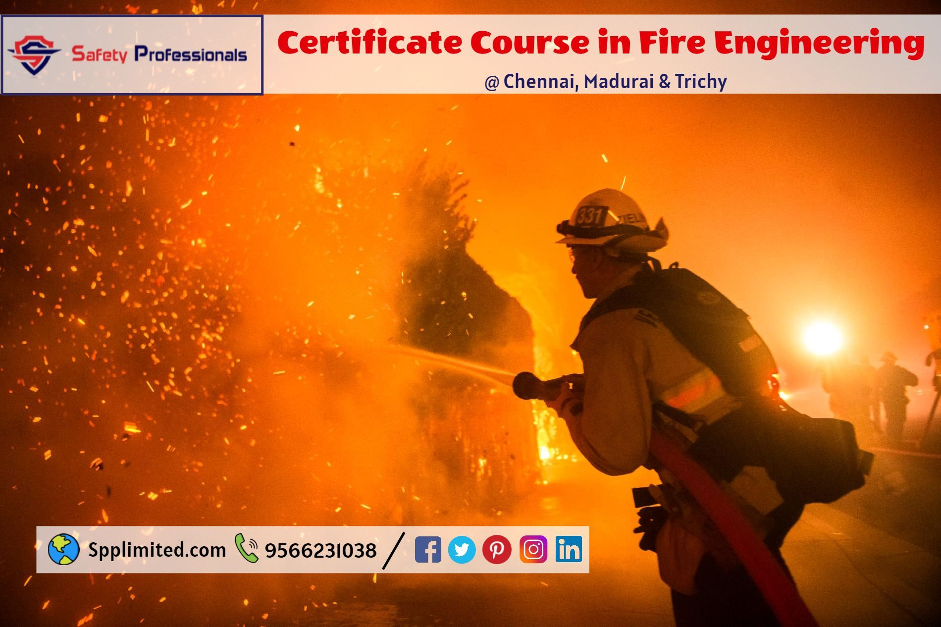 Pin on Safety Course in Chennai