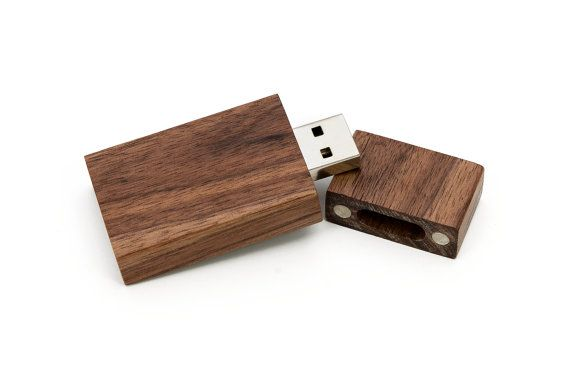 Usb Drive Case Set Of 10 Personalized Maple Wood  USB 2.0 Flash Drive in Matching Wooden Box Usb Stick Case Memory Stick Case Usb Case