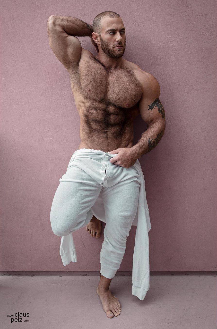 Anthony Pecoraro Porn hairy chest