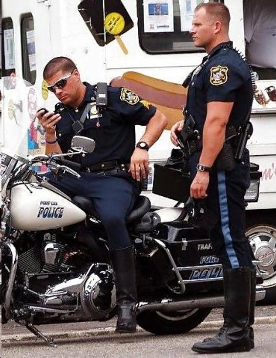 Real police male hunk gay my fucking 3