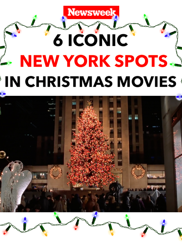 A Guide To Nyc Christmas Filming Locations Nyc Christmas Christmas Movies Filming Locations