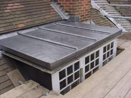 Leaded Roof Dormer Roof Design Lead Roof Roof Detail