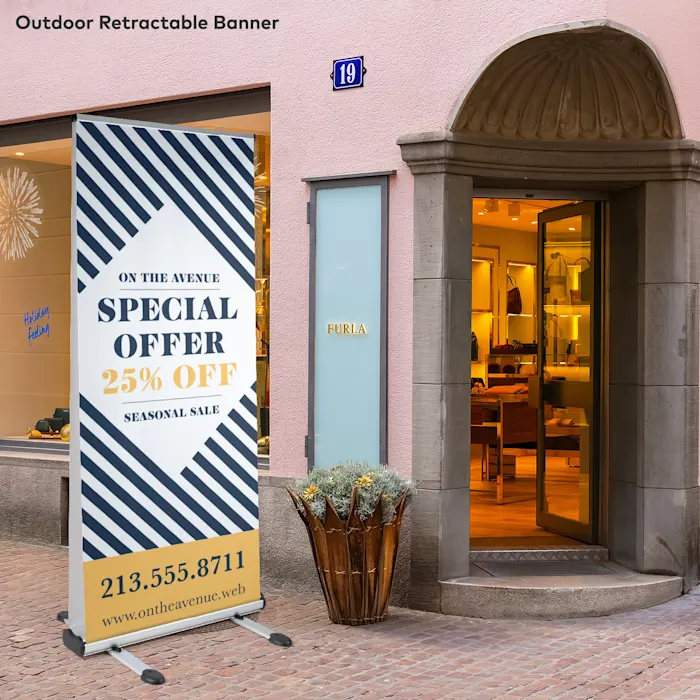 Retractable Banners Retractable Signs Banner Stands Vistaprint Retractable Banner Retractable Signs Banner Stands