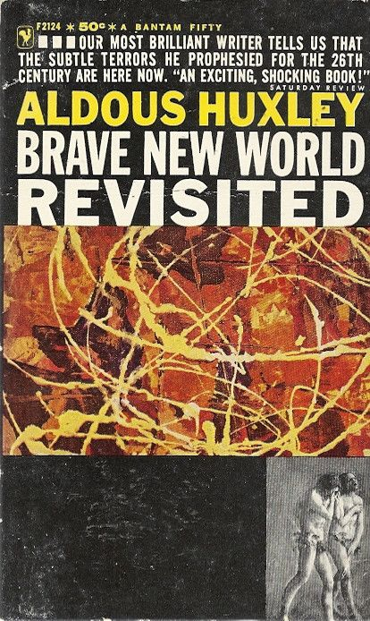 Brave new world essay topics