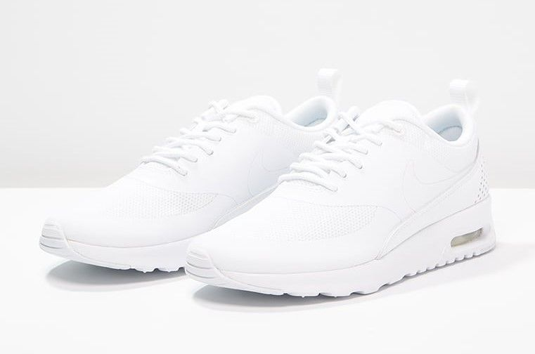 uk availability 6ee27 7d089 Nike Sportswear AIR MAX THEA Baskets basses white