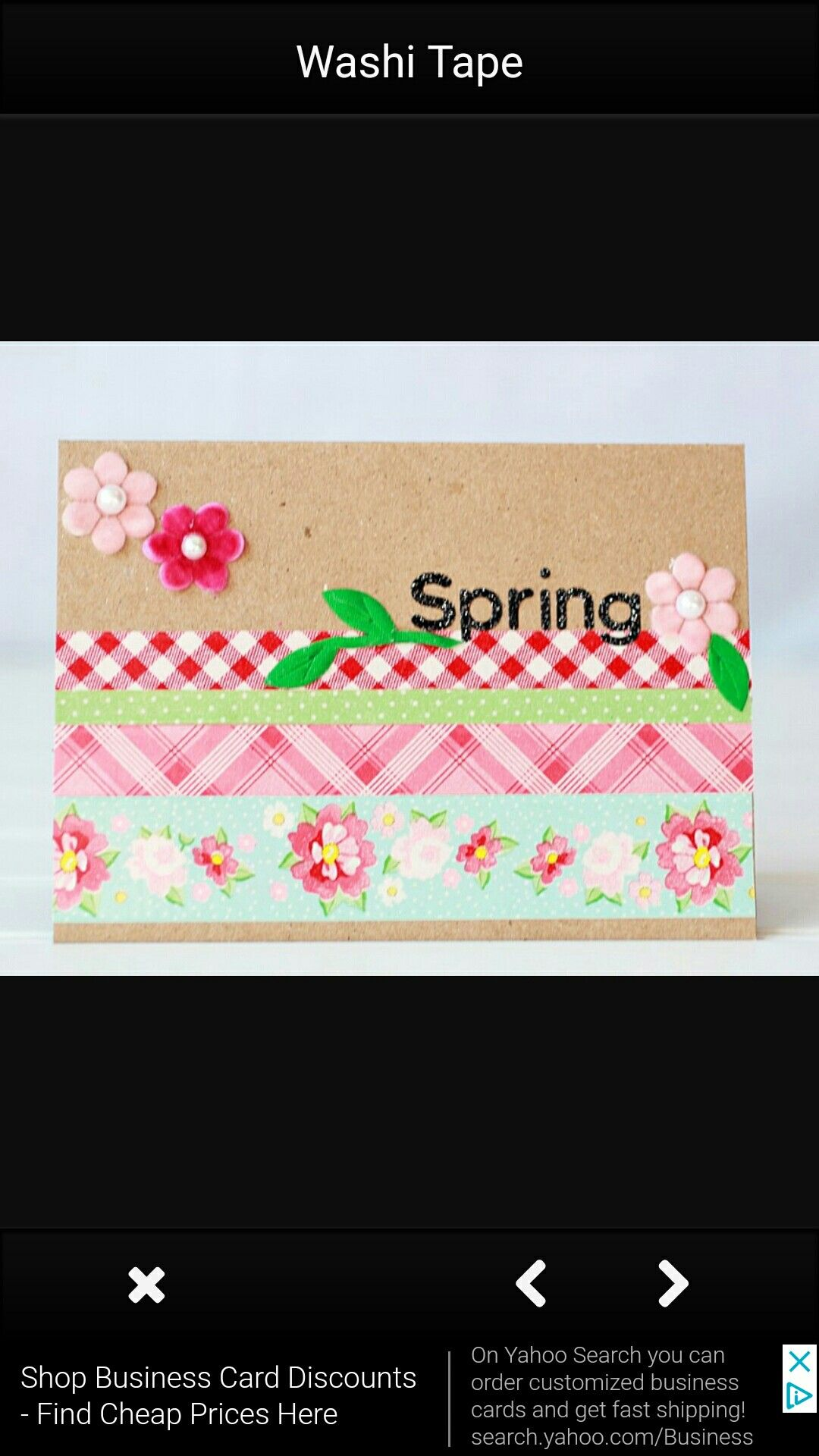 Pin By Encarni On Album Cards Custom Washi