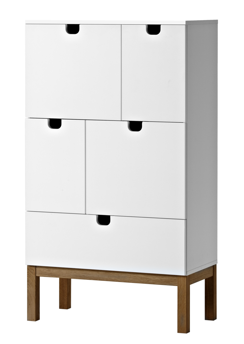 Sideboard Metall Mio Jakob Mio 3995 Kr B71 H124 D37 For The Home Locker