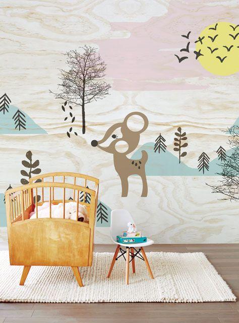 16 Ideas Para El Cuarto De Los Chicos Papel Pintado Para Niños Consejos De Decoración Para Dormitorios Decoracion Para Niños