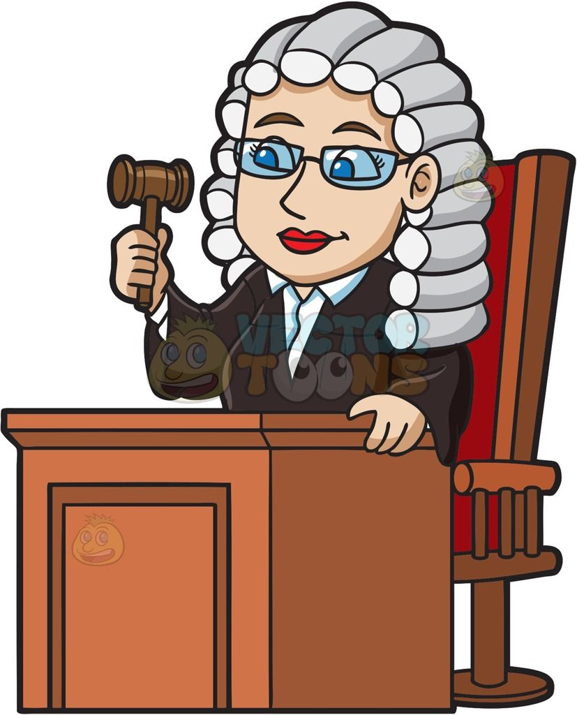 Behind the chair shirts - A Friendly Female Judge A Woman Wearing A Gray Barrister Curly Wig White Dress Shirt