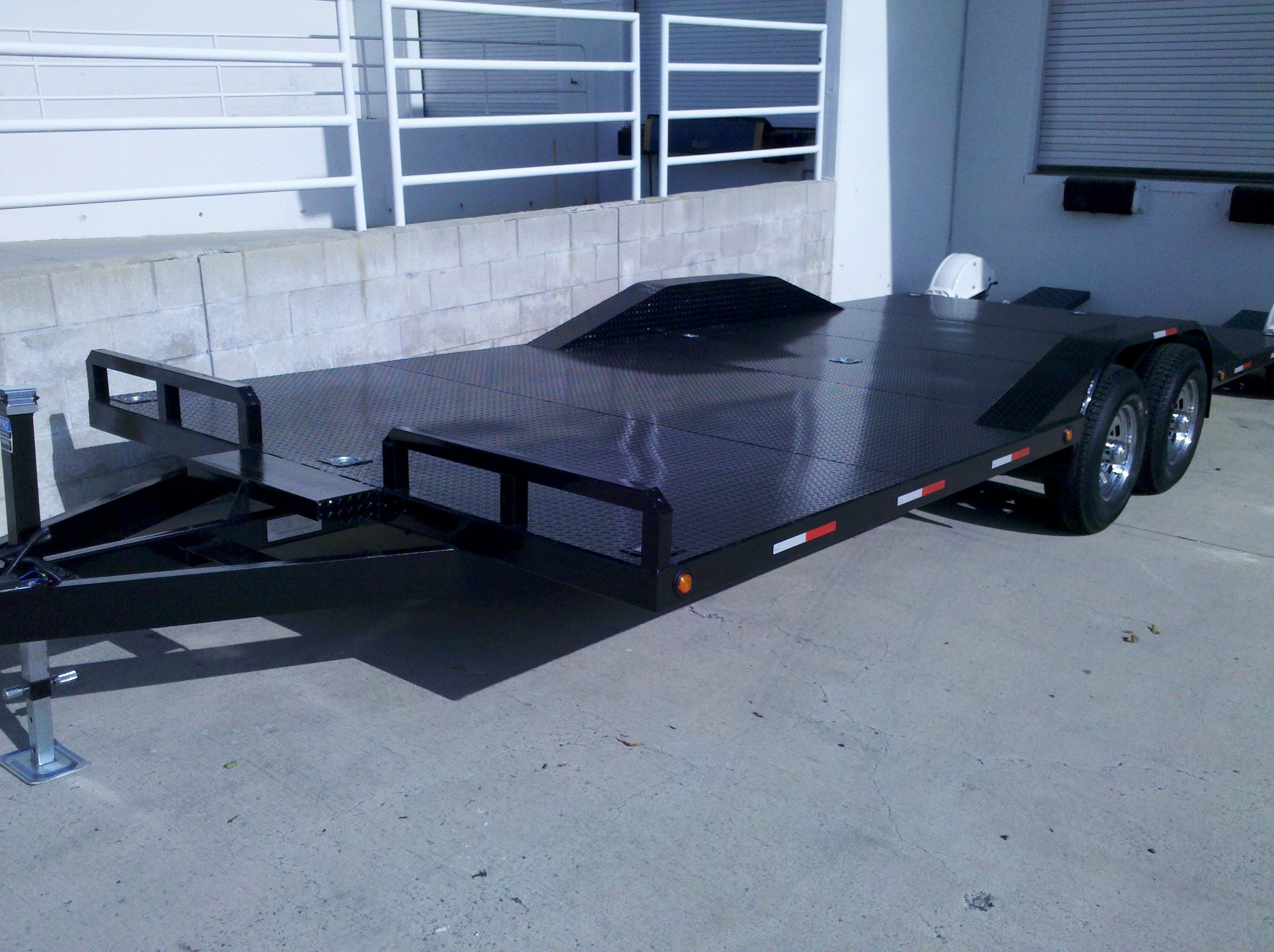 20 Vehicle Hauling Flatbed Trailer Please Call Greg Piazza At 949 280 0432 Www Piazzascustomtrailers Com Flatbed Trailer Hauling Trailers Car Trailer