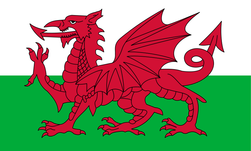 File Flag Of Wales 2 Svg Wikipedia The Free Encyclopedia Welsh Flag Wales Flag Flag