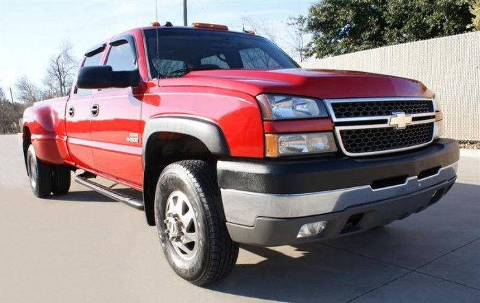 Want bad!!! Chevy Silverado 3500 Duramax Diesel